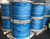 Long Life Time Galvanized Steel Wire Strand For Overhead Transmission Line